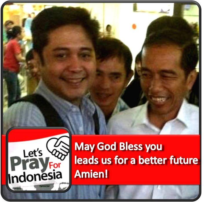 Jokowi our president!