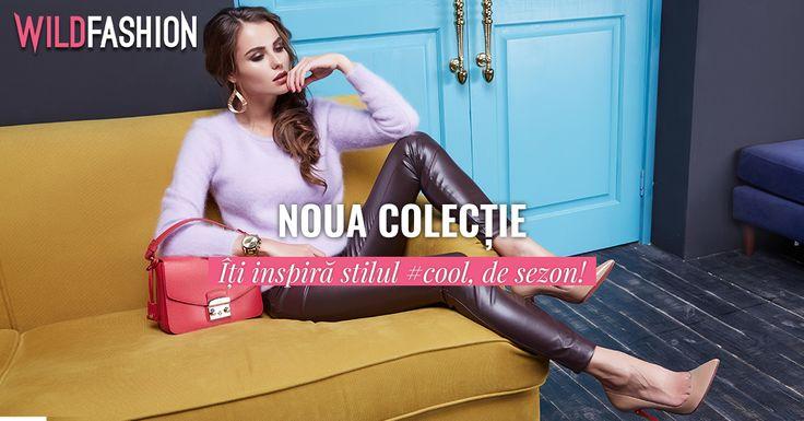 Innoieste-ti garderoba cu cele mai #cool bluze, cardigane si pantaloni din cea mai noua colectie, acum pe site! ✨👇