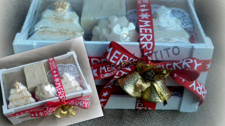 Merry Christmas with a special gift box from Sapounospito!
