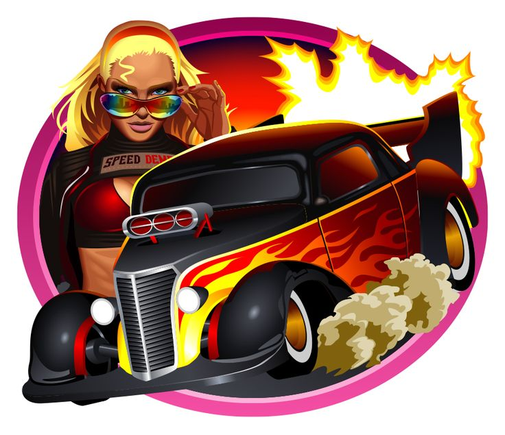 Racing for Pink$ video slot is available for play