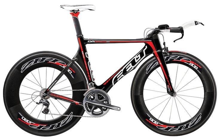 Future me would love this amazing Felt Triathlon Bike