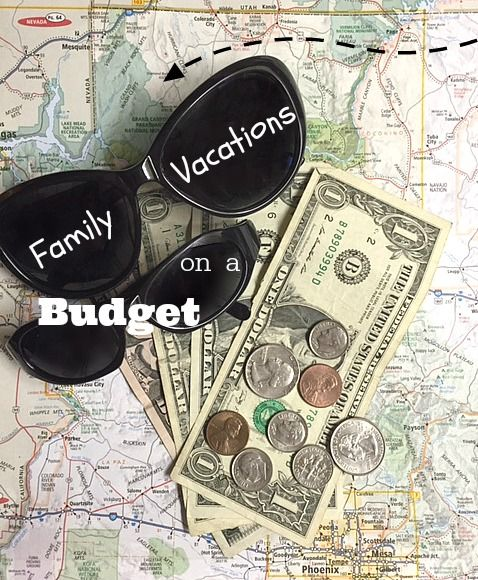 4 ideas for Family Vacations on a Budget