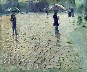 Paris Street; Rainy Day - Wikipedia