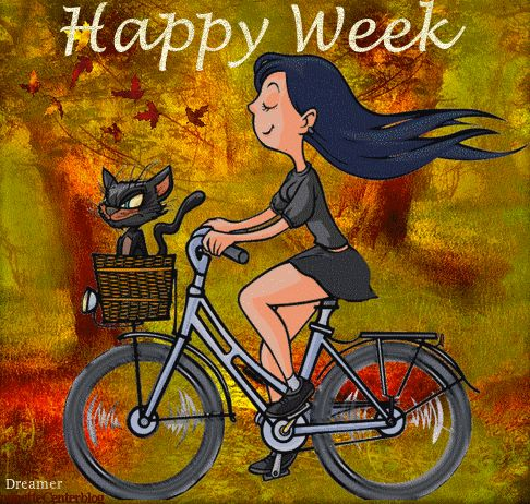 Image result for happy Monday and new week animated images