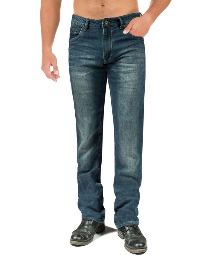 Sam Slim Fit 5 Pocket Sweatjeans