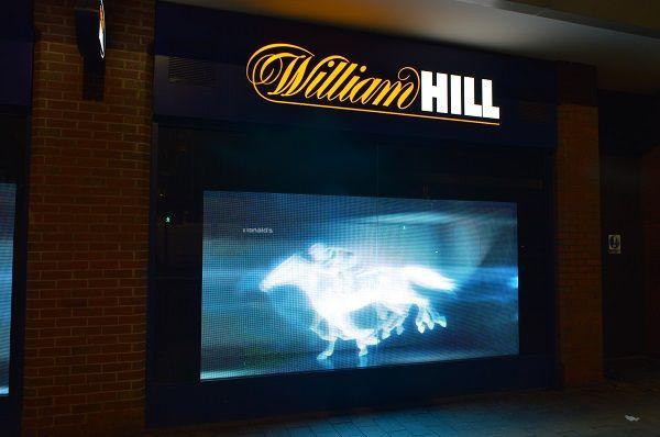 Wild horses to highlight Cheltenham at William Hill - Retail Design World