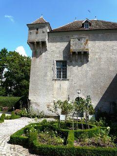 La Lorraine se dévoile...: Château médiéval de Boucq (Meurthe-et-Moselle)