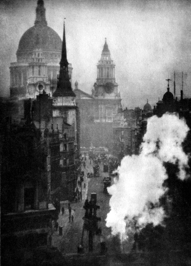 Alvin Langdon Coburn London, 1910