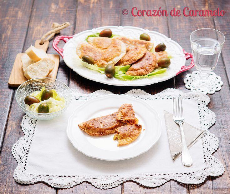 Empanadillas de Atún-Receta casera