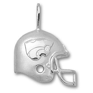 Kansas State University Powercat Helmet Charm