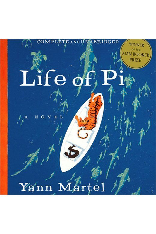 43 best man booker prize picks images on pinterest for Life of pi family