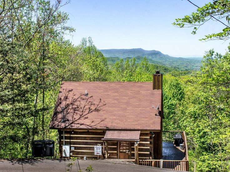 Petfriendly cabin, 2 miles from parkway with hot tub and
