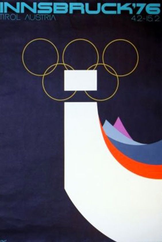 Design crush: Vintage Olympic Posters | Fitzroy Boutique
