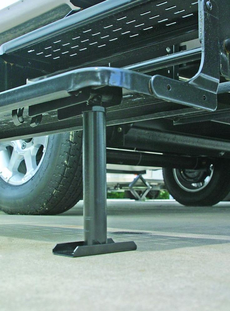 Adjustable RV Travel Trailer Jack Stand Camper Parts Supplies 5th Fifth Wheel #Camco