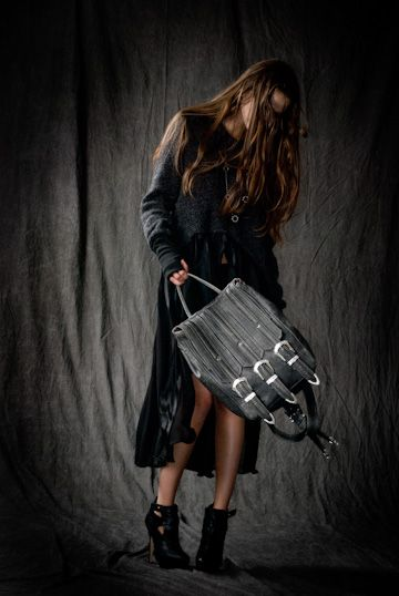 Chloé Comme Parris Triple Strap Backpack: Triple Strap, Strap Backpack, Parris Triple, Look Books, Comme Parris, Perfect Backpack