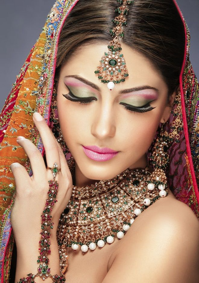 New Bridal Makeup 2015