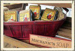Mechanics Soap