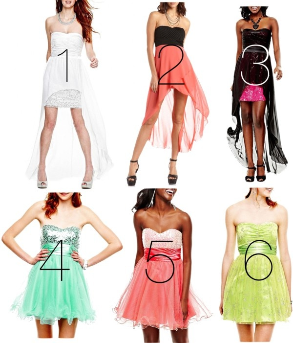 70 best images about School dance dresses on Pinterest