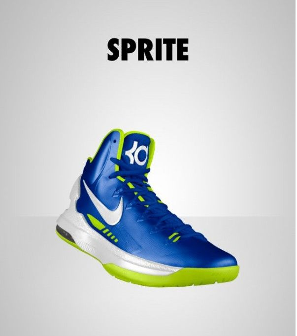 I don't like Durant that much, but these are some sweet shoes! Kevin Durant shoes 2013