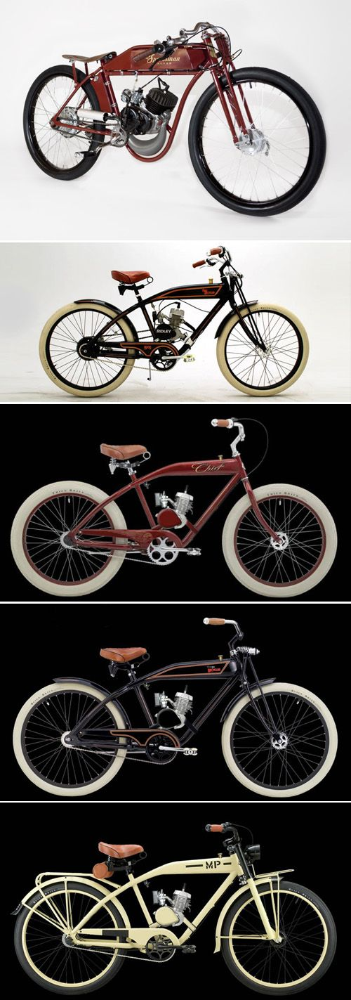 The best old and vintage bikes. Get inspired in an industrial style. Take a look and get inspired.#vintage See more excellent decor tips here:http://www.pinterest.com/vintageinstyle/