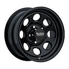 "Black Steel Rock Series 997 Type 8 Matte Black Steel Wheel 15""x10"" 5x4.5"" BC - http://awesomeauctions.net/wheels-rims/black-steel-rock-series-997-type-8-matte-black-steel-wheel-15x10-5x4-5-bc/"