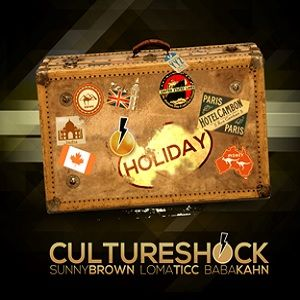 Culture Shock – Holiday (Out Now)