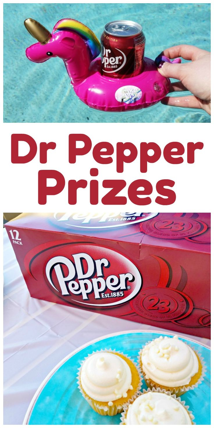Get all your Summer Pool Party Essentials at #Walmart   When you buy any Dr Pepper at Walmart between June 15 and August 15 this summer, you can upload your receipt to get the prize featured in this post and/or other prizes! #PickYourPepper #ad