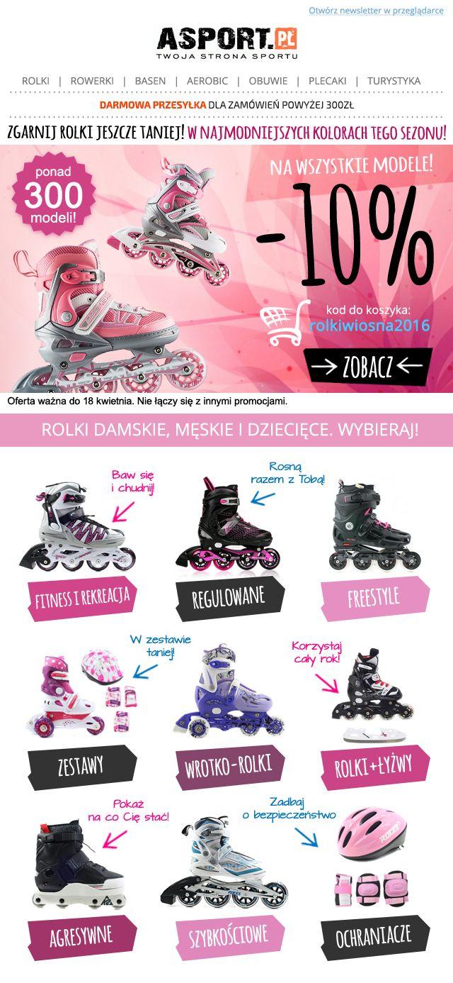 #rollerblade #pink #newsletter