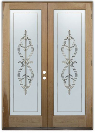 53 best Doors images on Pinterest Etched glass Glass etching