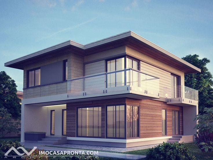 Roma Moradia T3 - Imocasapronta.com - Casas Modulares e Madeira com crédito habitação