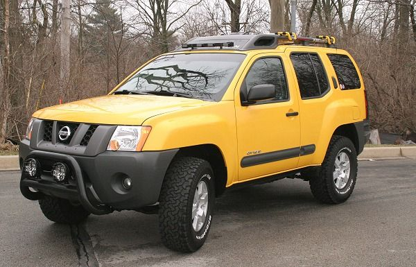 Duck – Detailed mod pics of one yellow Xterra – Second Generation Nissan Xterra Forums (2005+)