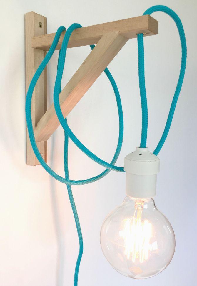 Wall lamp tutorial