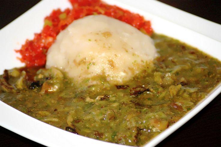 sauce gombo à l'ivoirienne