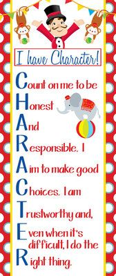 CIRCUS - Classroom Decor: LARGE BANNER, CHARACTER from ARTrageous Fun  on TeachersNotebook.com -  (1 page)  - CIRCUS - Classroom Decor: LARGE BANNER, CHARACTER