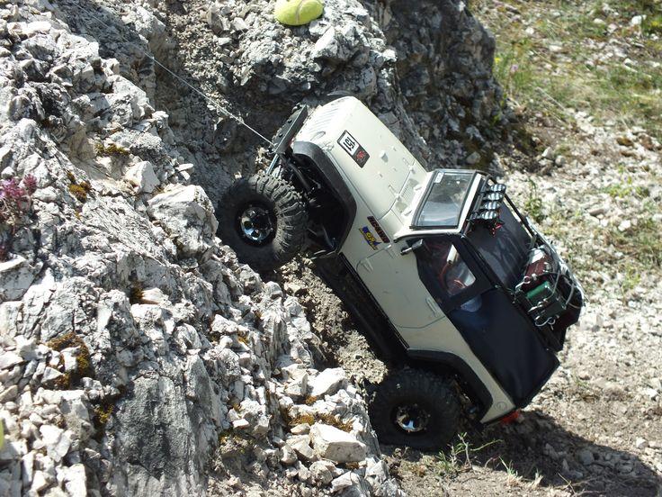 Hungarian Rc Crawler and Scale 4x4 Rc Trial Club_Brumca_Jeep jk_2016