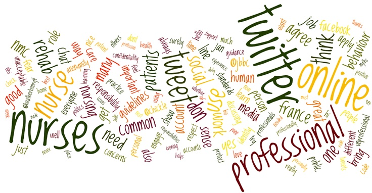 "Thursday 18th April 2013  ""Professional online identity"""