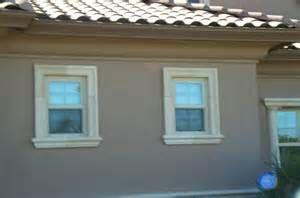 exterior stucco window trim - Bing Images