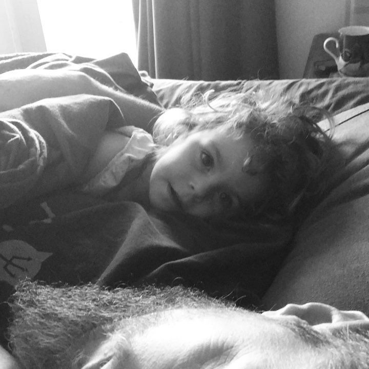 Love a Sunday morning sleep in with these too!