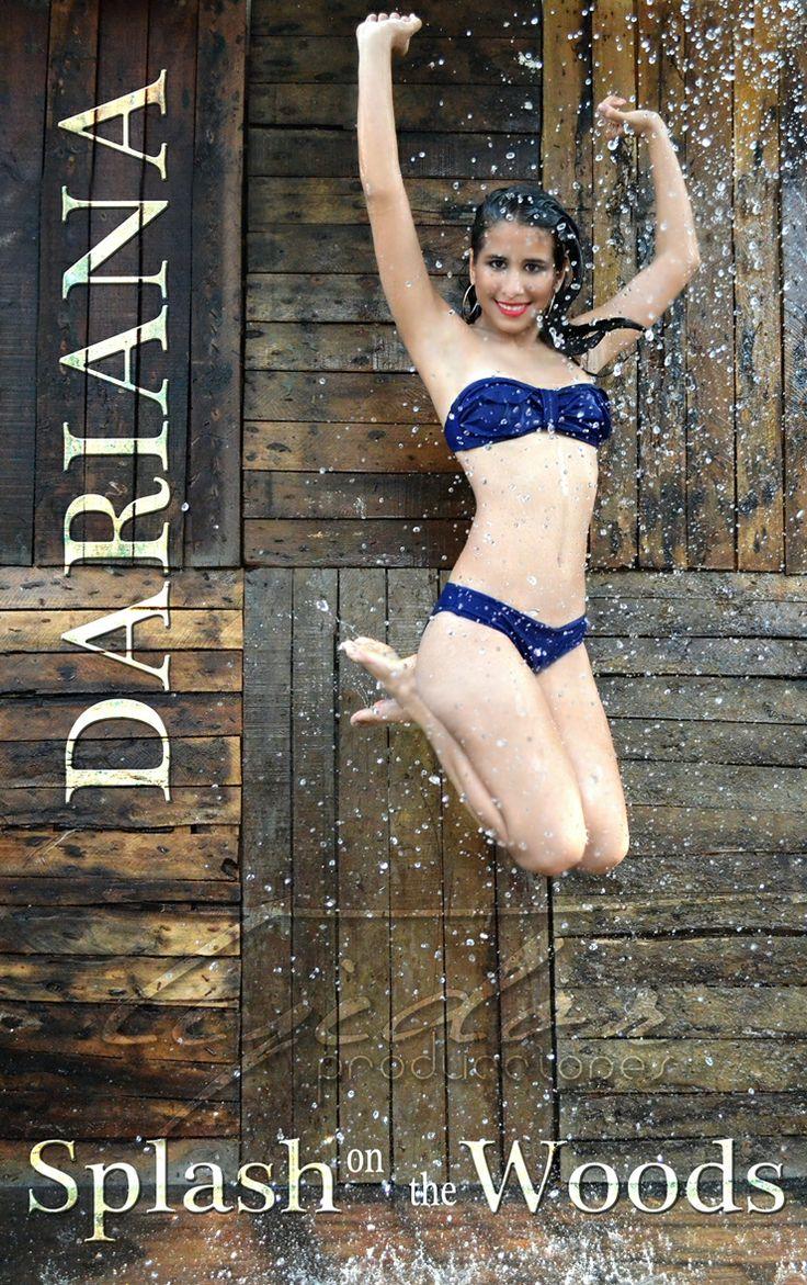 Dariana Yoris (16) Venezuela Splash on the Woods Sesion