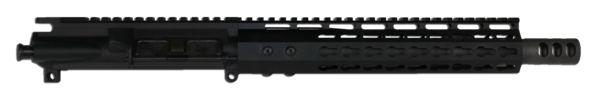 """AR-15 UPPER ASSEMBLY - 10.5"""" / 300 BLACKOUT / 10"""" CBC GEN 2 KEYMOD AR-15 RAIL / CBC COMPENSATOR"""