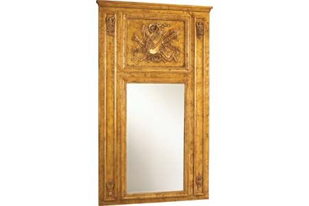 Quatuor Mirror by French Heritage: Heritage Mirror, Quatuor Mirror, French Heritage