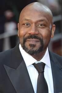 Comedian and Shakepearian Actor Lenny Henry