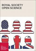 Royal Society Open Science: 3 (9)