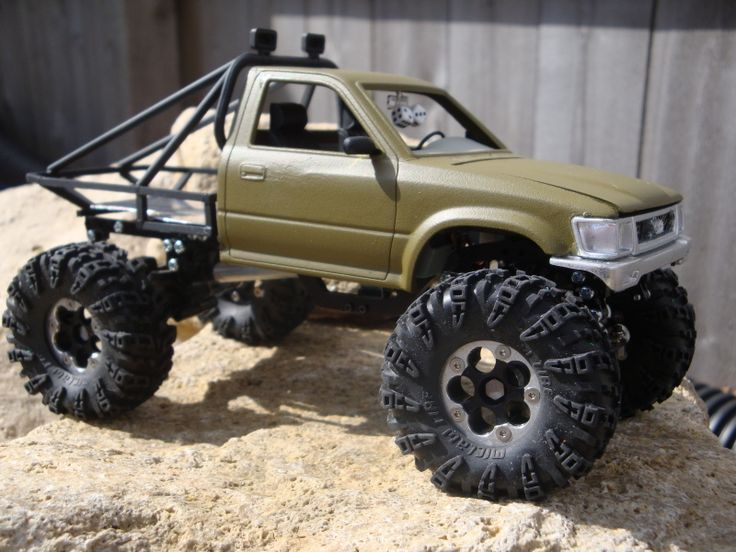 One of the Coolest Kits for the losi Micro Crawler or Trail Trekker RC Trucks Blade SMC 5.5 EX