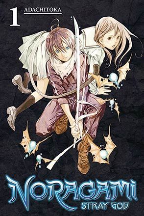 Noragami: Stray God vol. 1 by Adachitoka