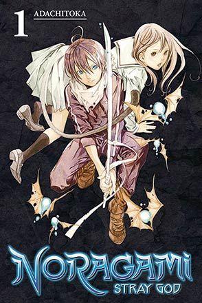 Noragami: Stray God vol. 1 by Adachitoka