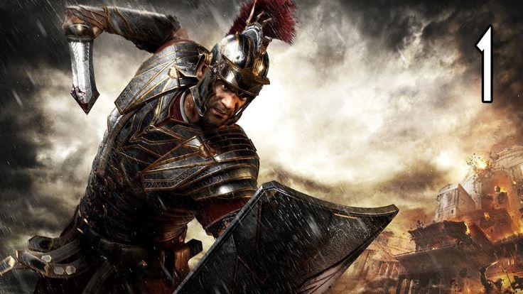 Ryse: Son of Rome - Walkthrough Part 1 Gameplay