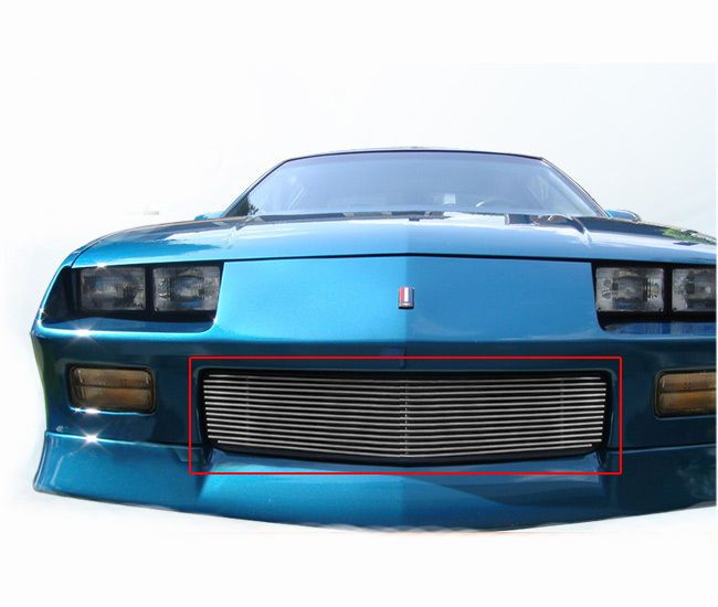 would look sweet on mine VioGi Fit 88-92 Chevy Camaro Aluminum Billet Grill Bumper Main Grille Insert Don't settle for a boring, #StockGrille, upgrade with a #CustomGrille today!