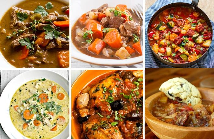 We've got 20 healthy and hearty paleo stews perfect for cool weather, comfort food and batch-cooking to freeze for later.