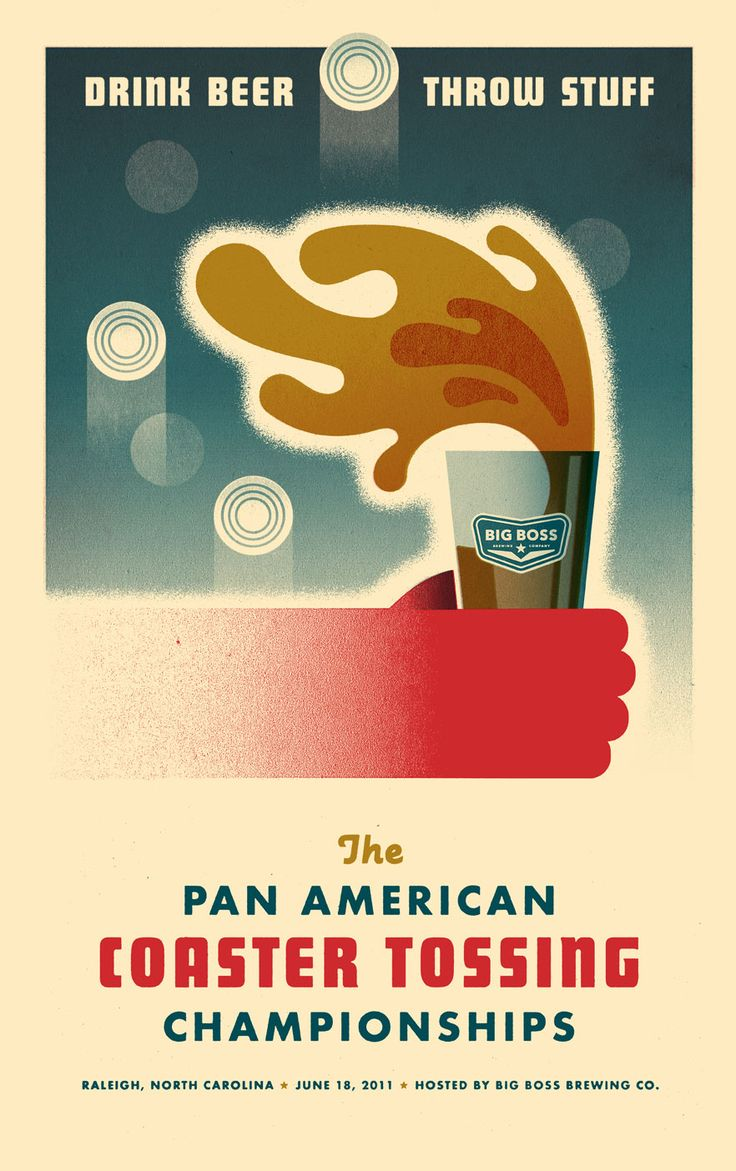 Pan American Coaster Tossing Championships
